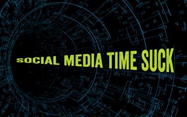 The Social Media Time Suck