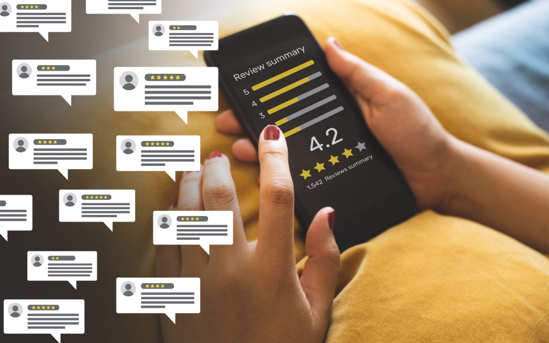 Why Online Reviews Should Be a Part of Your Business Strategy